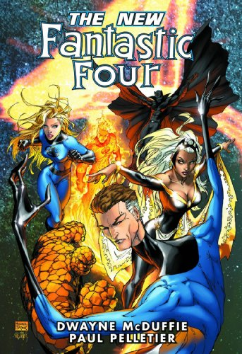 9780785124832: The New Fantastic Four