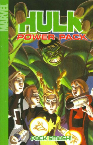 9780785124900: Hulk And Power Pack: Pack Smash! Digest