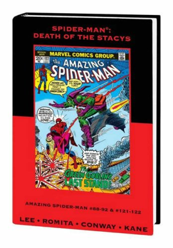 9780785125051: Spider-Man: Death of the Stacys (Marvel Premiere Classic)