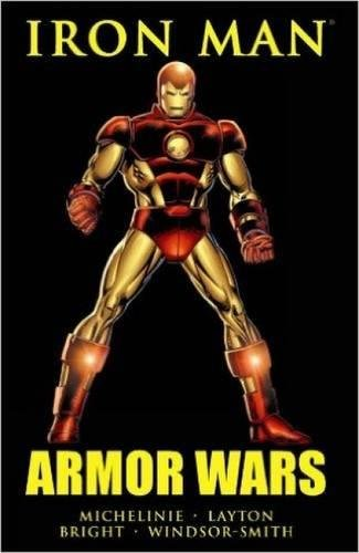 Iron Man: Armor Wars Tpb