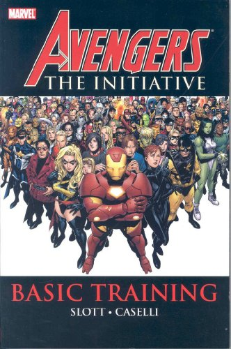 9780785125167: Avengers: The Initiative Volume 1 - Basic Training TPB: Initiative - Basic Training v. 1