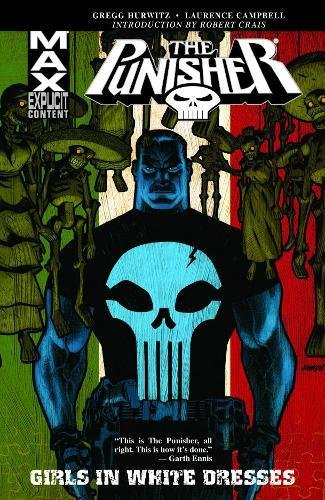 9780785125204: Punisher MAX: Girls In White Dresses TPB: Girls in White Dresses v. 11 (The Punisher)