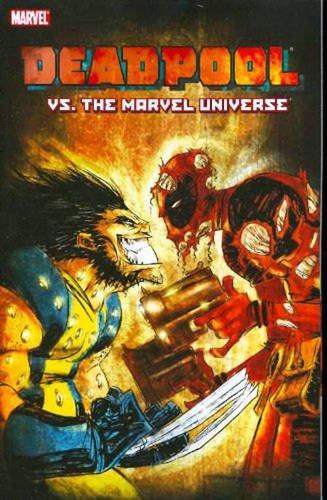 9780785125242: Deadpool Vs. The Marvel Universe TPB: Vol. 8 (Graphic Novel Pb)
