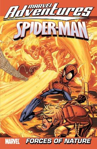 9780785125259: Marvel Adventures Spider-Man Vol. 8: Forces of Nature (v. 8)