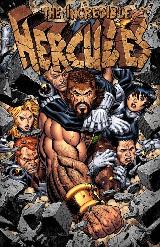 Incredible Hercules Vol. 1: Against The World