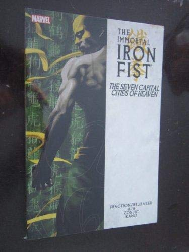 9780785125358: Immortal Iron Fist, Vol. 2: The Seven Capital Cities of Heaven