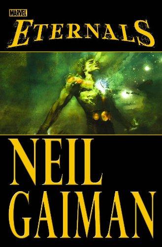 Eternals ***SIGNED***: Neil Gaiman