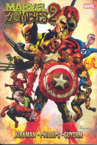 9780785125457: Marvel Zombies 2 HC: v. 2 (Oversized)