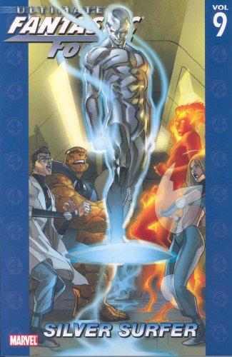 9780785125471: Ultimate Fantastic Four Volume 9: Silver Surfer TPB: Silver Surfer v. 9