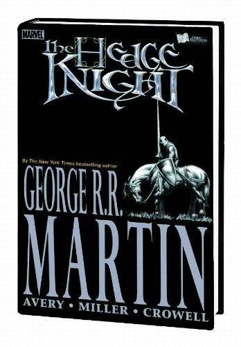 Hedge Knight Volume 1 Premiere HC: Martin, George R.R., Avery, Ben