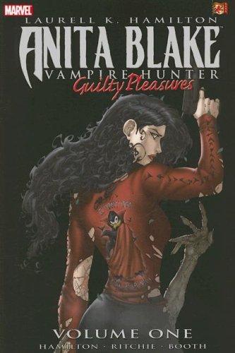 Guilty Pleasures Anita Blake 1: Laurell K Hamilton