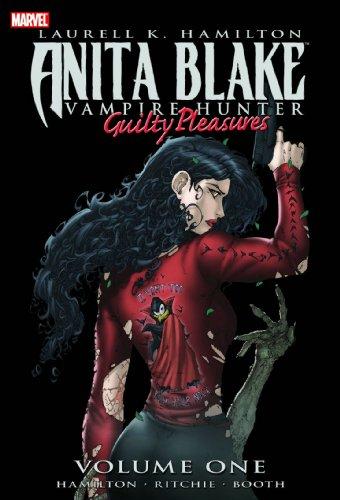 9780785125815: Anita Blake Vampire Hunter 1: Guilty Pleasures