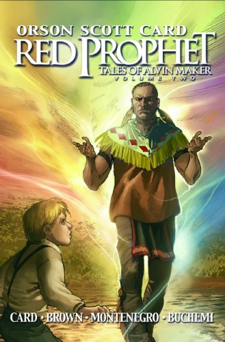 9780785125860: Red Prophet: The Tales of Alvin Maker - Volume 2 (Graphic Novel Pb) (v. 2)