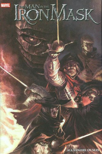 The Man in the Iron Mask (Marvel Illustrated)
