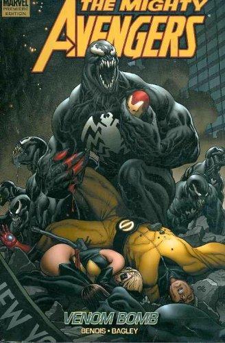 Mighty Avengers Vol. 2: Venom Bomb (v. 2)