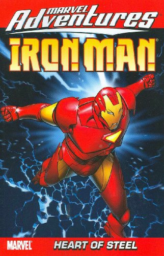 9780785126447: Marvel Adventures Iron Man - Volume 1: Heart of Steel