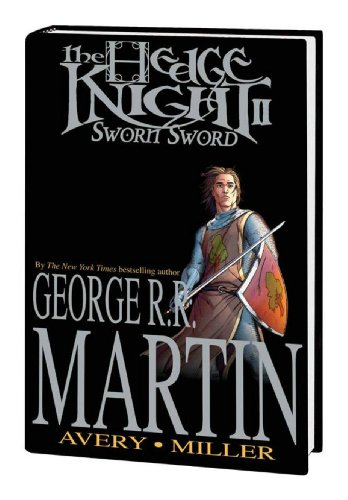 9780785126508: Hedge Knight II: Sworn Sword Premiere HC: Sworn Sword Premiere v. 2
