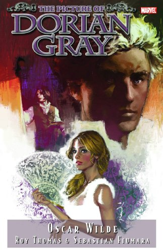 9780785126560: Picture Of Dorian Gray GN (Marvel Illustrated)