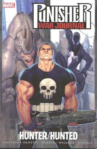 9780785126645: Punisher War Journal 3: Hunter Hunted