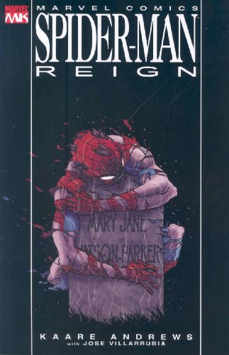 Spider-Man: Reign: Andrews, Kaare