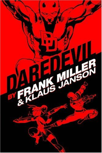 9780785126690: Daredevil By Frank Miller & Klaus Janson Omnibus HC Variant