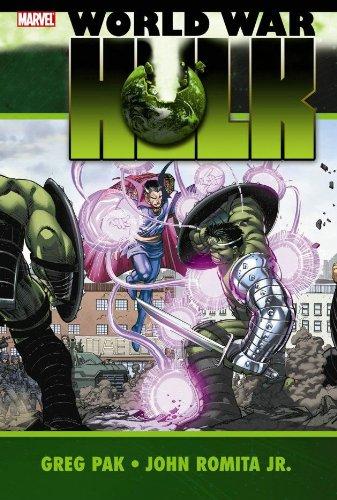 9780785126706: World War Hulk
