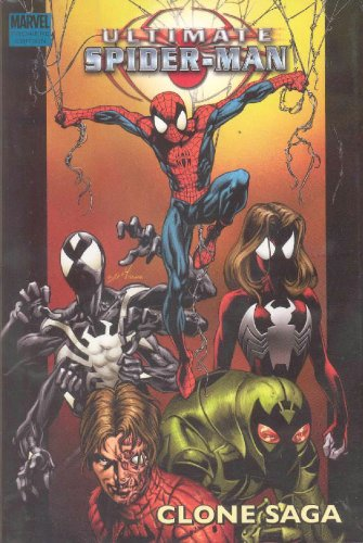 9780785126775: Ultimate Spider-Man: Clone Saga Premiere HC