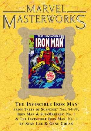 9780785126799: Marvel Masterworks Iron Man Variant Vol. 77 Variant Edition