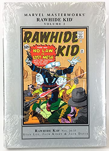 9780785126843: MARVEL MASTERWORKS RAWHIDE KID HC VOL 02