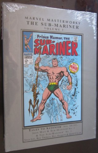 9780785126881: Marvel Masterworks: Sub-Mariner - Volume 2