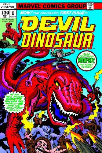 9780785126942: Devil Dinosaur By Jack Kirby Omnibus HC