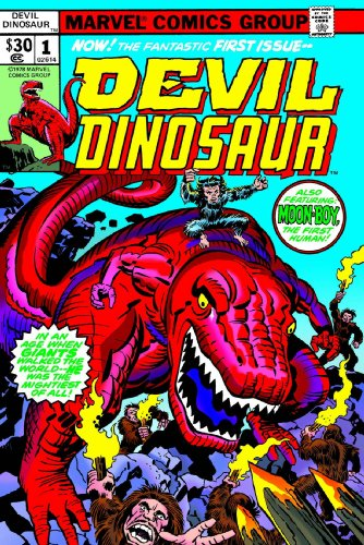 9780785126942: Devil Dinosaur by Jack Kirby