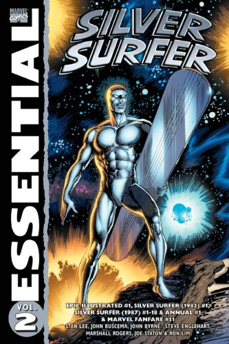 9780785127000: Essential Silver Surfer 2