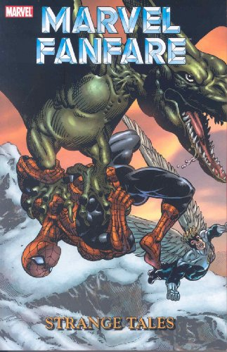 9780785127024: Marvel Fanfare,Vol. 1: Strange Tales