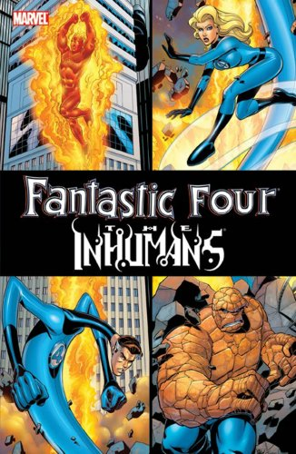 Fantastic Four/Inhumans (Marvel Comics, Annihilation)