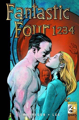 9780785127048: Fantastic Four: 1,2,3,4