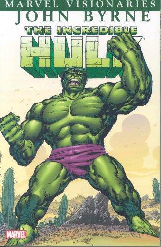 9780785127055: Hulk Visionaries: John Byrne Volume 1 TPB: John Byrne v. 1 (Graphic Novel Pb)