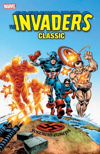 9780785127062: Invaders Classic, Vol. 1 (Marvel Comics, Avengers) (v. 1)