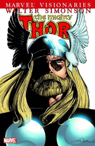 9780785127116: Thor Visionaries - Walter Simonson, Vol. 4