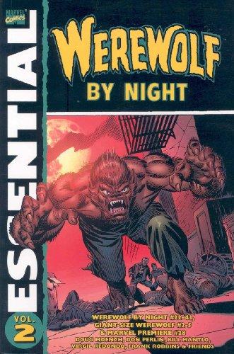 9780785127253: Essential Werewolf by Night, Vol. 2 (Marvel Essentials) (v. 2)