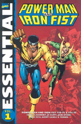 9780785127260: Essential Power Man and Iron Fist, Vol. 1 (Marvel Essentials)
