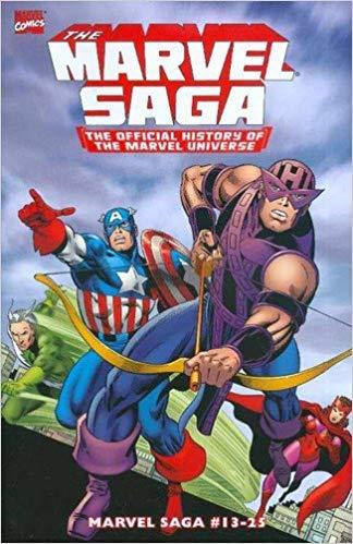 9780785127284: Essential Marvel Saga Volume 2 TPB: v. 2