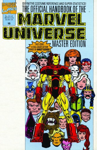 9780785127314: Essential Official Handbook of the Marvel Universe - Master Edition Volume 2 (Essential (Marvel Comics))
