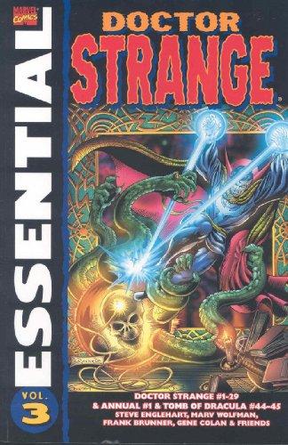 9780785127338: Essential Doctor Strange, Vol. 3 (Marvel Essentials) (v. 3)