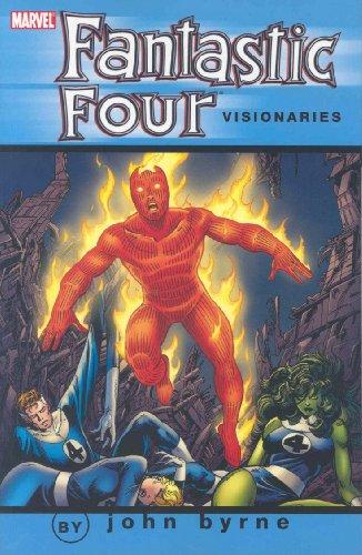 9780785127369: Fantastic Four Visionaries: John Byrne Volume 8 TPB: John Byrne v. 8