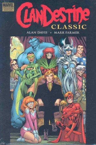 Clandestine Classic: Davis, Alan