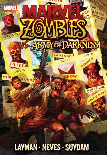Marvel Zombies vs. Army of Darkness: Layman, John