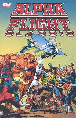 9780785127468: Alpha Flight Classic Volume 1 TPB: v. 1 (Graphic Novel Pb)
