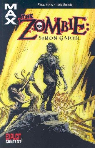 9780785127512: The Zombie: Simon Garth TPB (Graphic Novel Pb)
