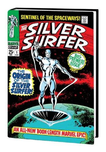 9780785127529: Silver Surfer Omnibus, Vol. 1 (v. 1)